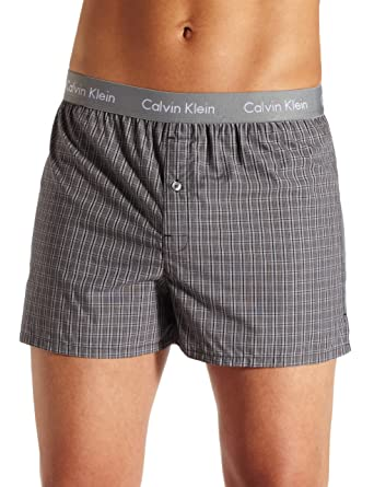 d028b792e4a9 Calvin Klein Men's Matrix Boxer at Amazon Men's Clothing store: Boxer Shorts