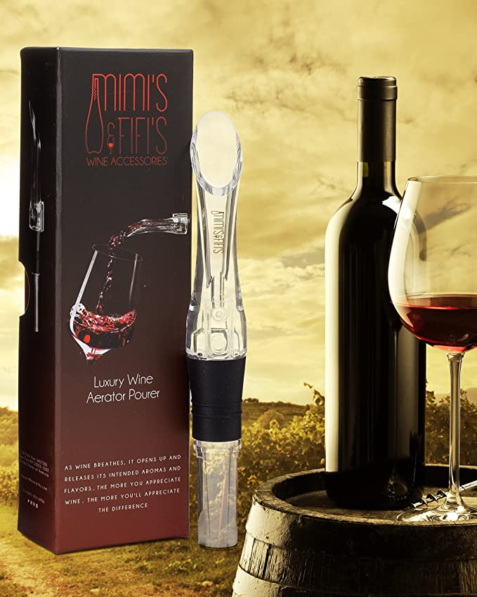 Amazoncom Best Wine Aerator Pourer for Red