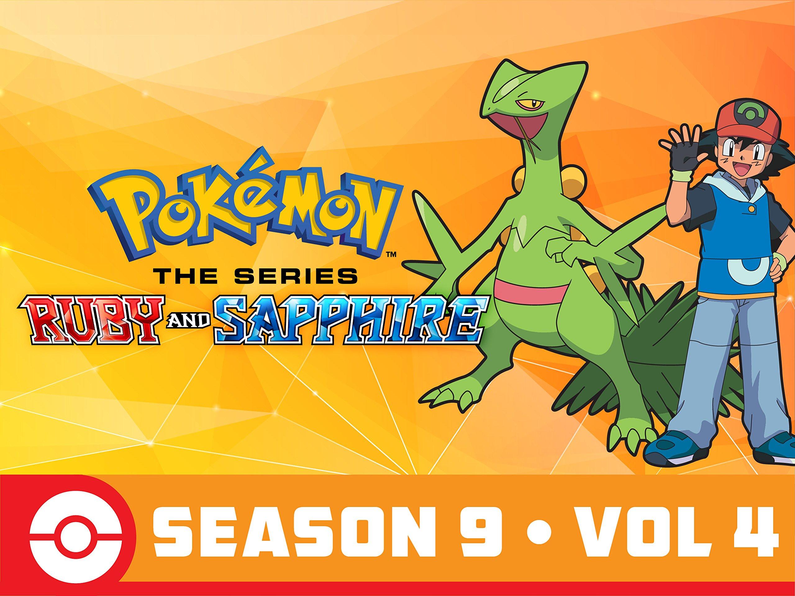 Amazon.com: Watch Pokémon the Series: Ruby & Sapphire ...