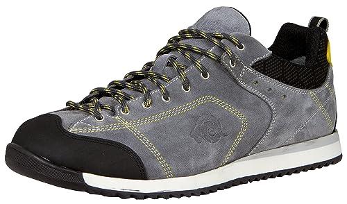 GUGGEN Mountain Hombre Zapatillas Sneaker Zapato de Acercamiento Botas de Montaña Senderismo Softshell Alpinismo Montañismo Montaña Impermeable Outdoor ...
