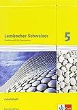 Lambacher Schweizer - Ausgabe für Rheinland-Pfalz 2012 / Arbeitsheft 5. Schuljahr