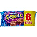 Kellogg's Rice Krispies Squares Totally Chocolatey 8 Cereal Bars (Pack of 5)