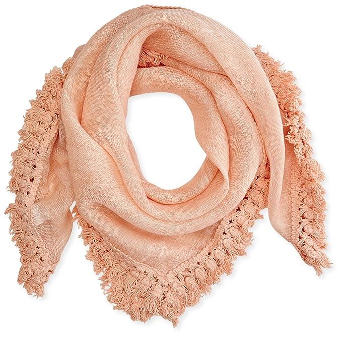 envío gratis 21cb5 e34a8 Cortefiel, FOULARD LAVADO - Bufanda para mujer, color pink ...