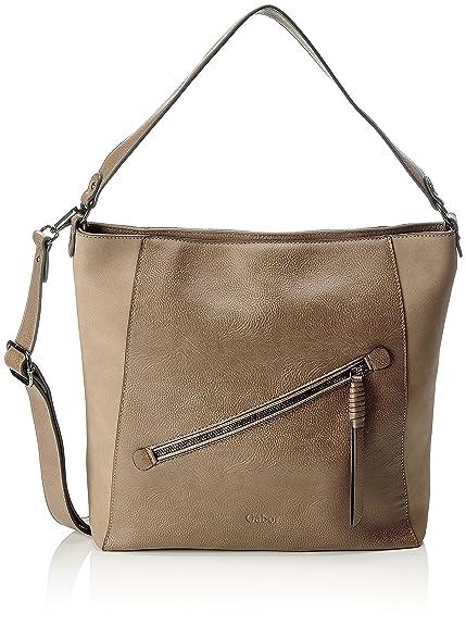 Gabor Dani, Women s Shoulder Bag, Beige (Taupe), 10x32x36 cm (B x ... 71222cdfff