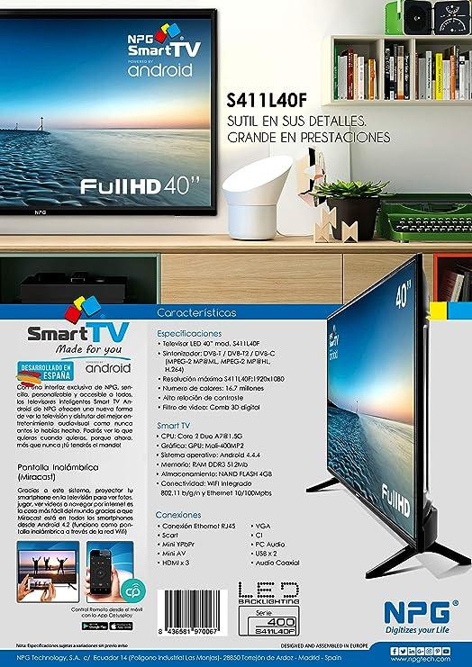 Npg Televisión 40