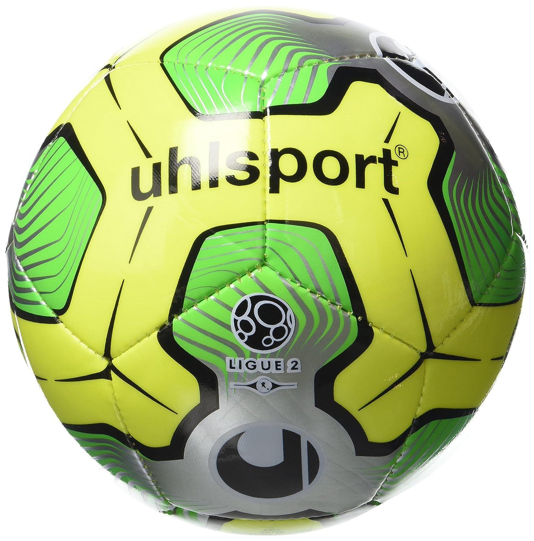 Uhlsport Ligue 2 - Balón de fútbol: Amazon.es: Deportes y aire libre