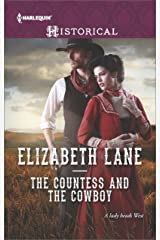 The Countess and the Cowboy (Harlequin Historical Western) Kindle Edition