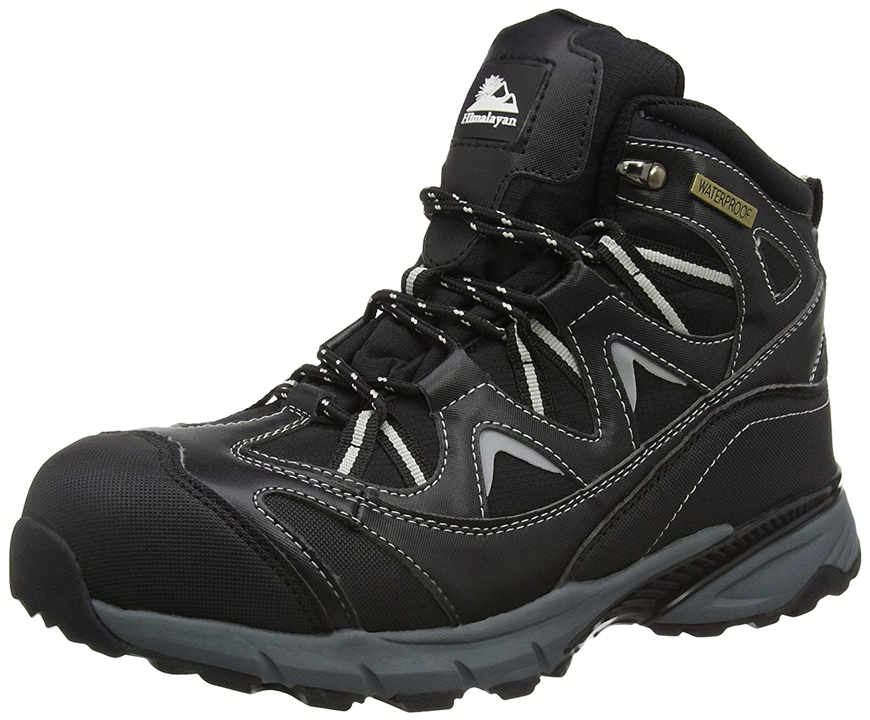 38 EU Himalayan Waterproof 5 UK Unisex Adults SRA Safety Boots Black Black