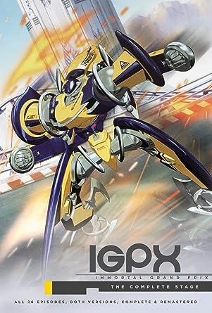 anime grand prix 1996