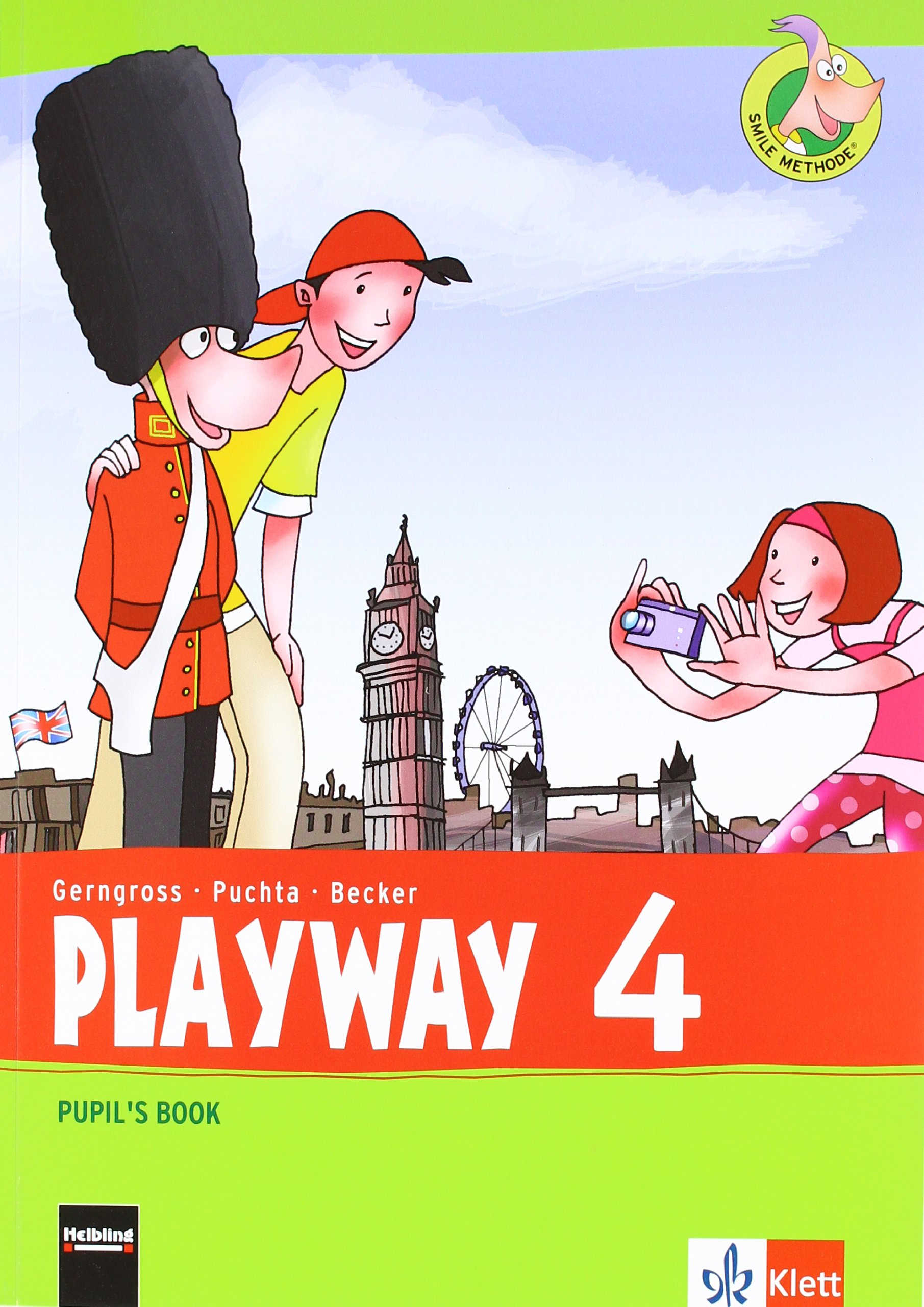Playway 4. Ab Klasse 3: Pupil's Book Klasse 4 (Playway. Für den Beginn ab Klasse 3. Ausgabe ab 2013) (Englisch) Taschenbuch – 1. März 2013 Günter Gerngross Herbert Puchta Carmen Becker Klett