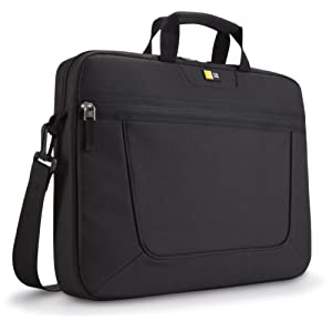 eb090c5d77 Case Logic VNAi215 Sacoche en nylon pour Ordinateur portable 15.6″ Noir