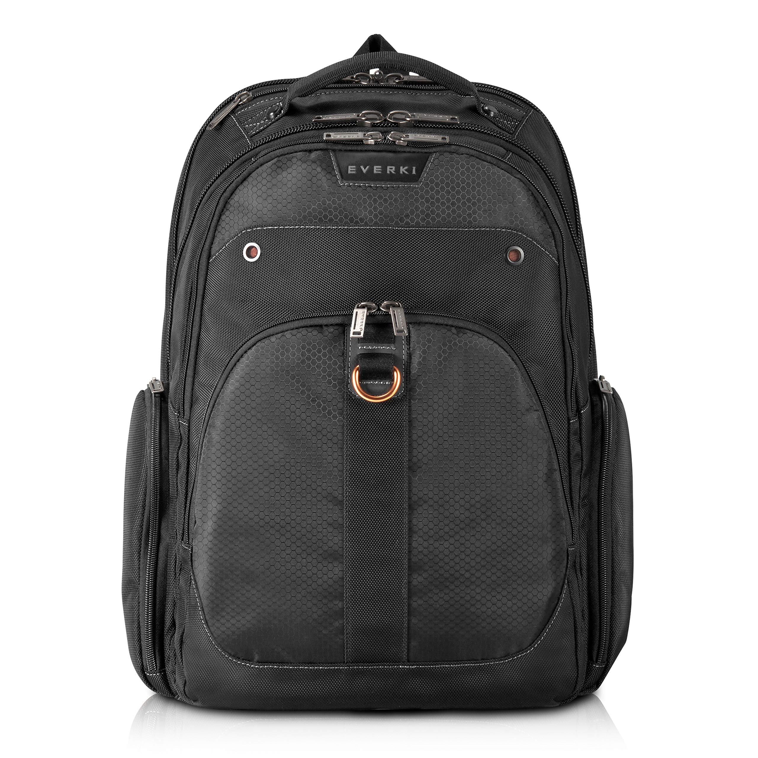 Everki EKP121-1 Atlas Checkpoint Friendly 13-Inch to 17.3-Inch Laptop Backpack Adaptable Compartment (EKP121) by Everki
