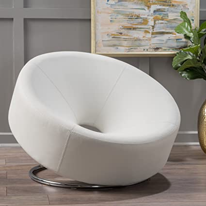 Delicieux Best Selling Circle Chair, White