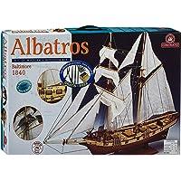 Constructo Maqueta del Barco Albatros