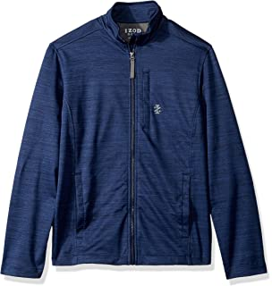 IZOD Mens 3-in-1 Water and Wind Resistant Systems Jacket IZOD Mens Outerwear IZ3738