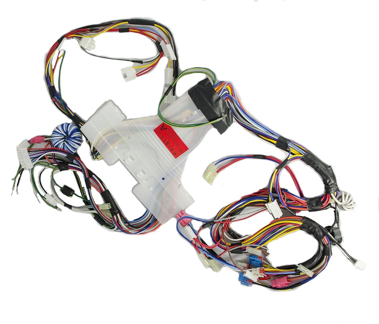 91mUrd6fZBL._SL1500_ amazon com lg electronics 6877dd1002a 6026050 dishwasher multi lg dishwasher wiring harness problem at soozxer.org