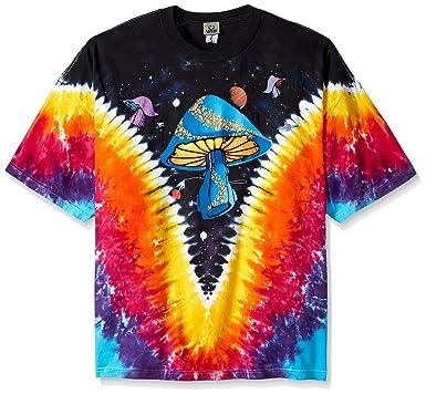 Amazon.com  Liquid Blue Men s Plus-Size Space Shroom T-Shirt  Clothing e83bcec76