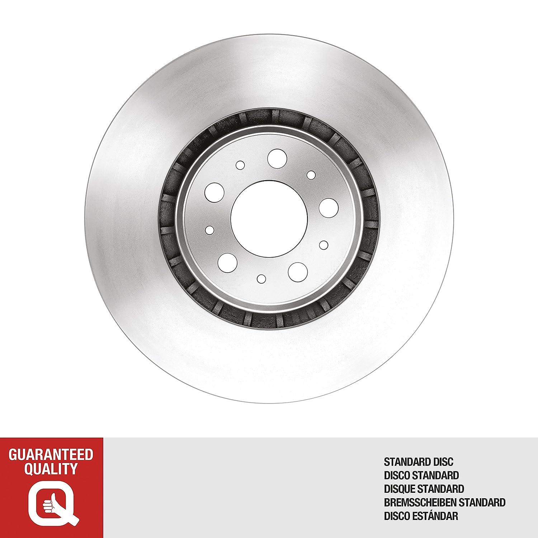 Open Parts BDA1671.10 Disco de Frenos Standard - 2 Piezas: Amazon.es: Coche y moto