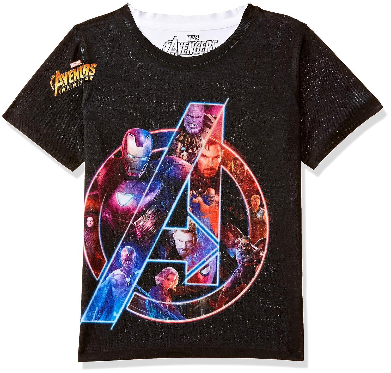 Marvel Avengers Round Neck for Boys