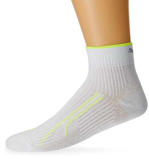 7f4da2068 Puma Cell Performance Running Lightweight Quarter Socks - White - UK 2.5-5