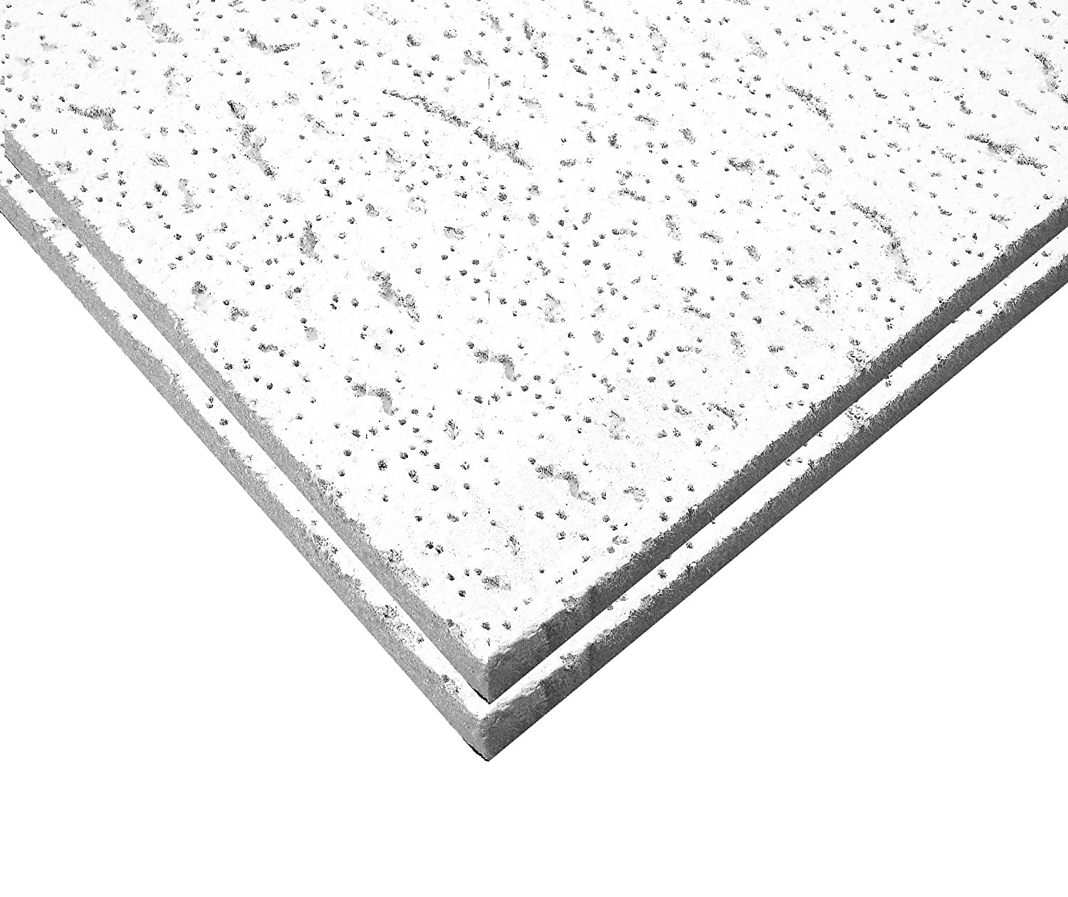 ARMSTRONG TATRA TEGULAR CEILING TILES BOARD 600 x 600mm TEGULAR EDGE 24MM GRID