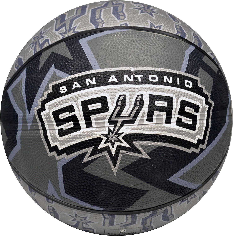 Spalding NBA San Antonio Spurs Tony Parker equipo colores y logo ...