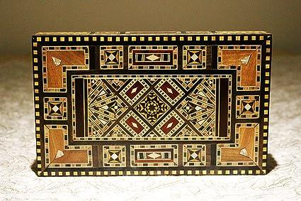 boite à bijoux style syrien