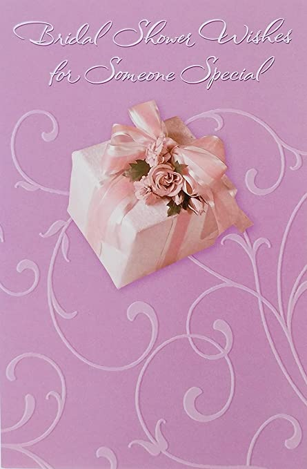 bridal shower wishes for someone special greeting card congratulations to the bride to