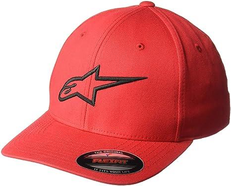 Alpinestar Gorra Flexfit Visera Curva Logo Bordado 3D - Hats ...