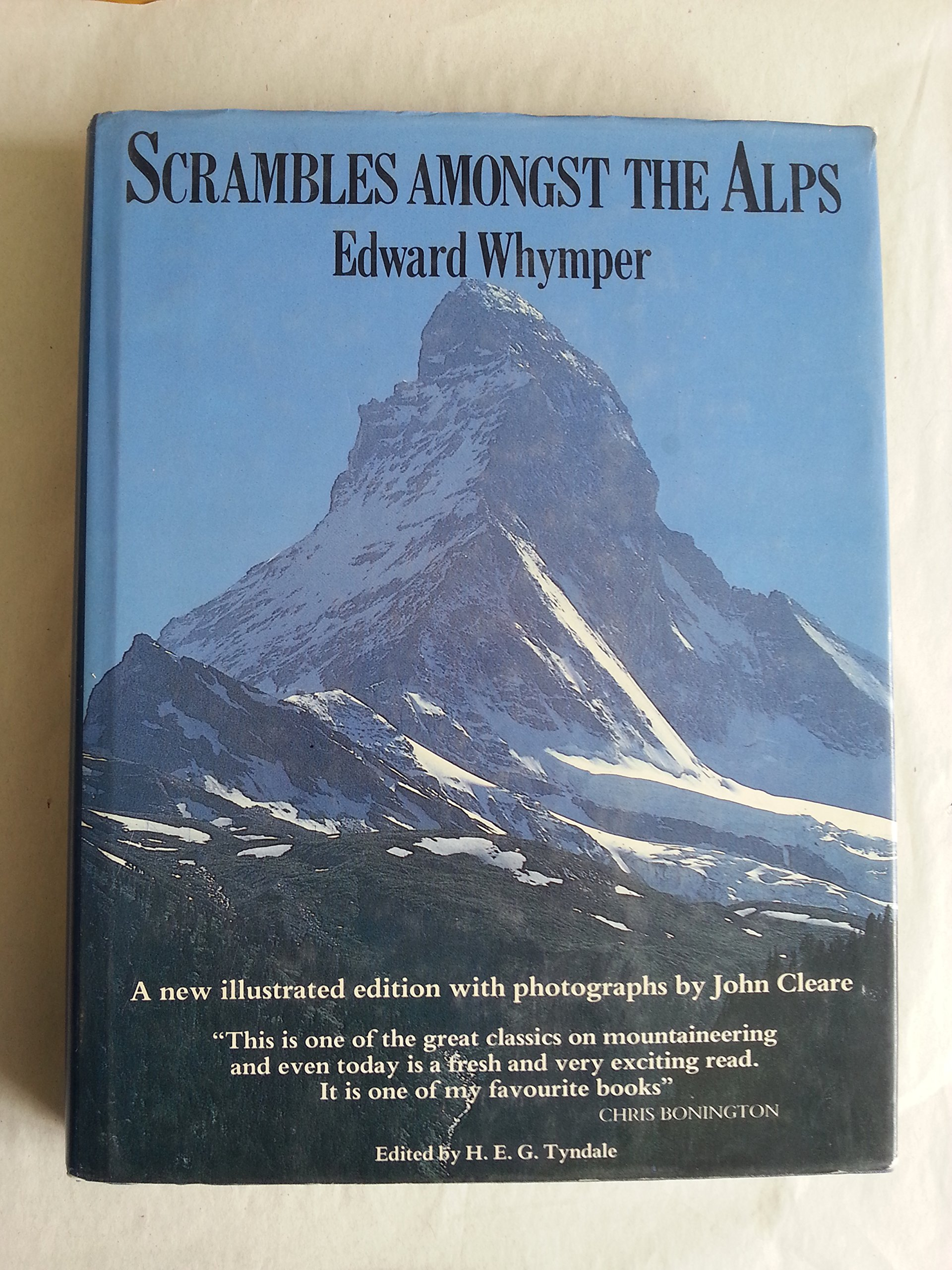 Scrambles Amongst the Alps
