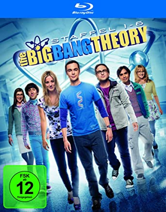 The Big Bang Theory Staffel 1 6 12 Discs Exklusiv Bei Amazonde