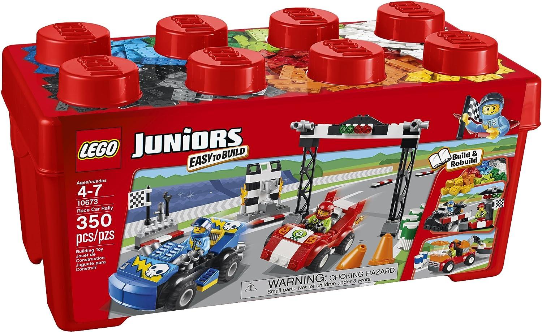LEGO Juniors 10673 Race Car Rally