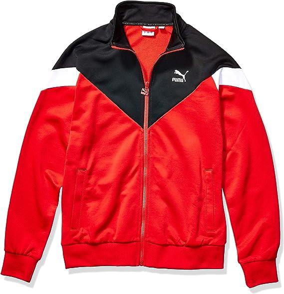 PUMA Herren Jacke Active Norway Jacket M Red New Navy, M