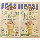 Joy Gluten Free Ice Cream Cups (2 pack)