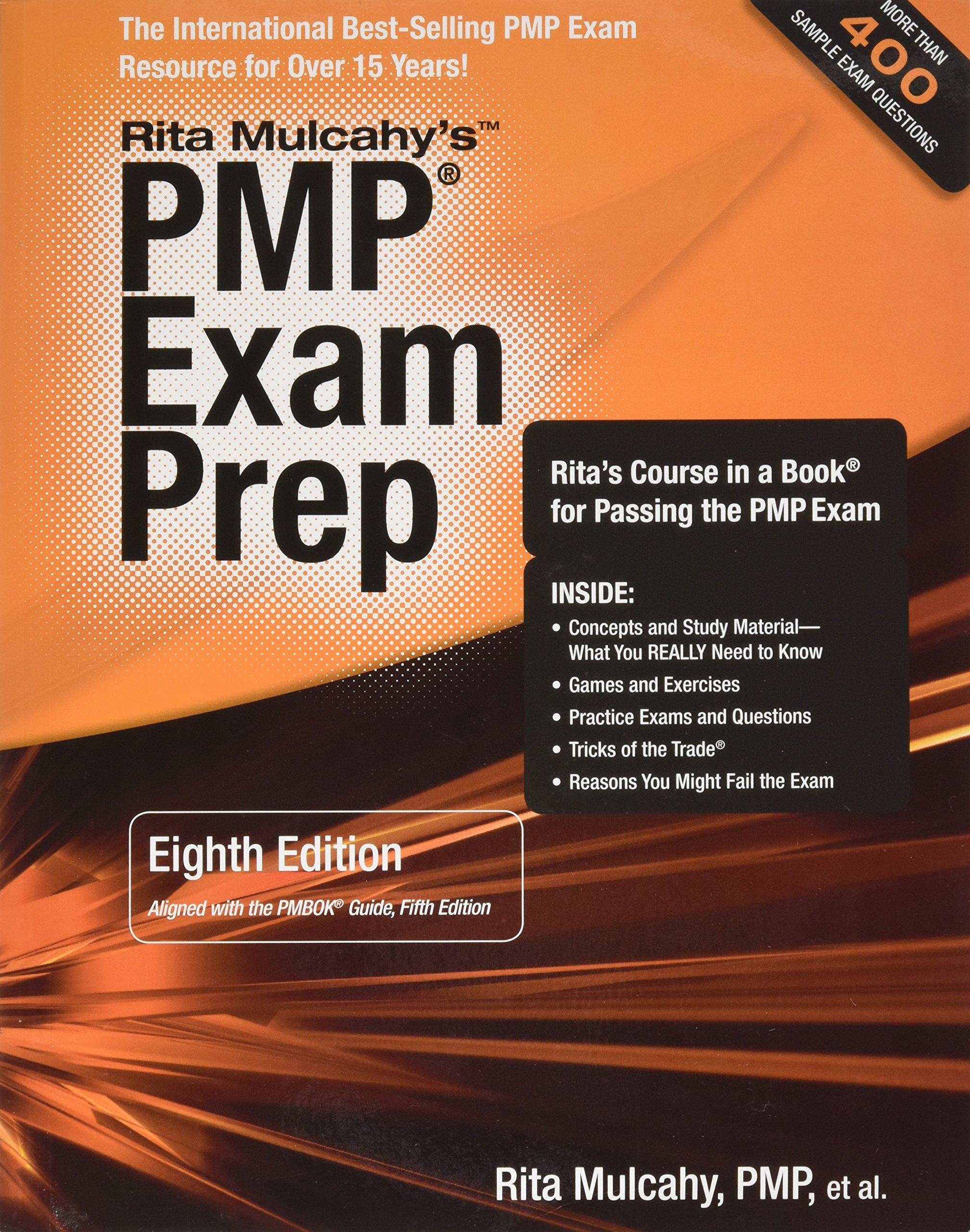 pmp exam prep rita mulcahy 8th edition pdf