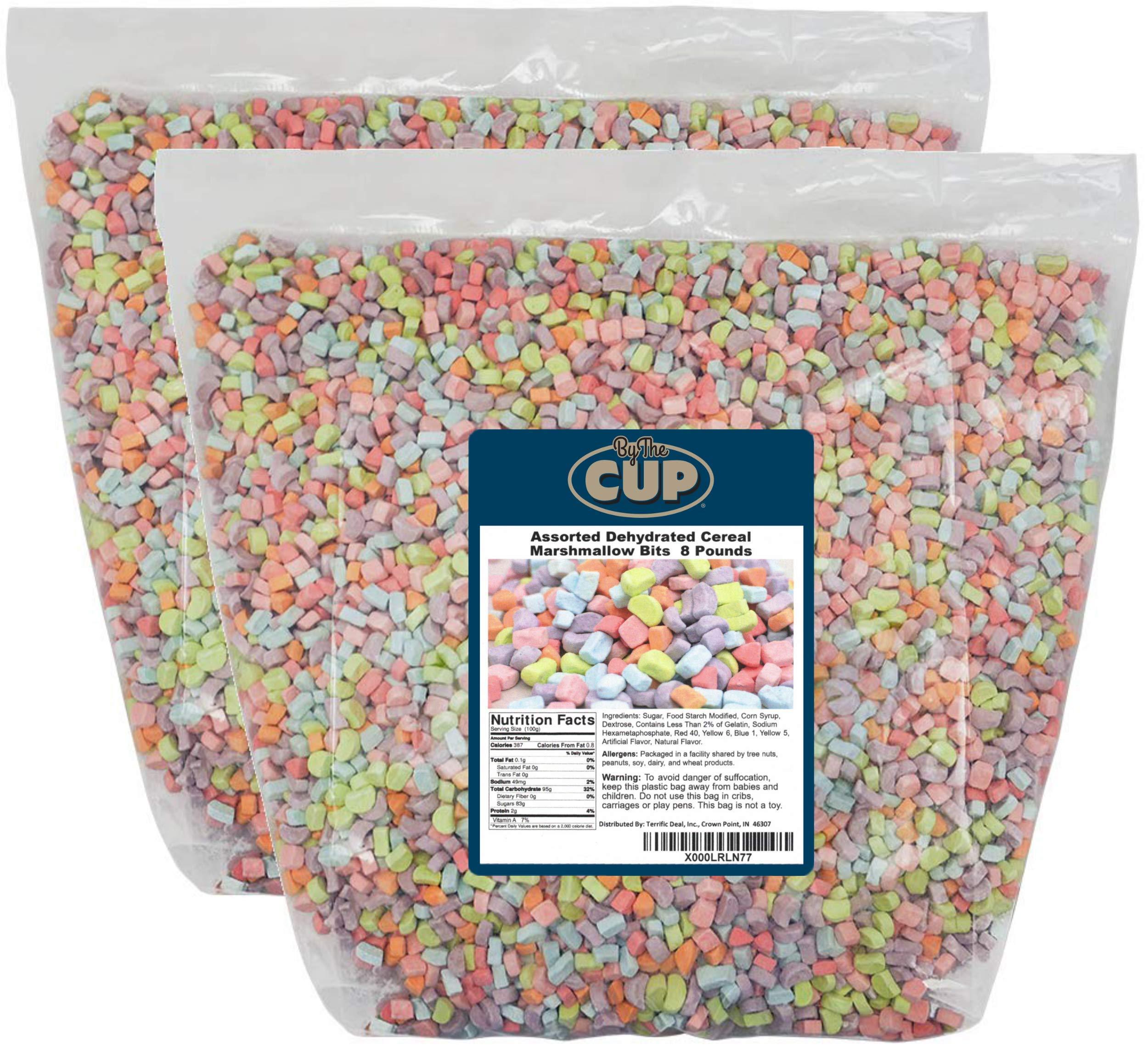 Cereal Marshmallows 8 Pounds Bulk