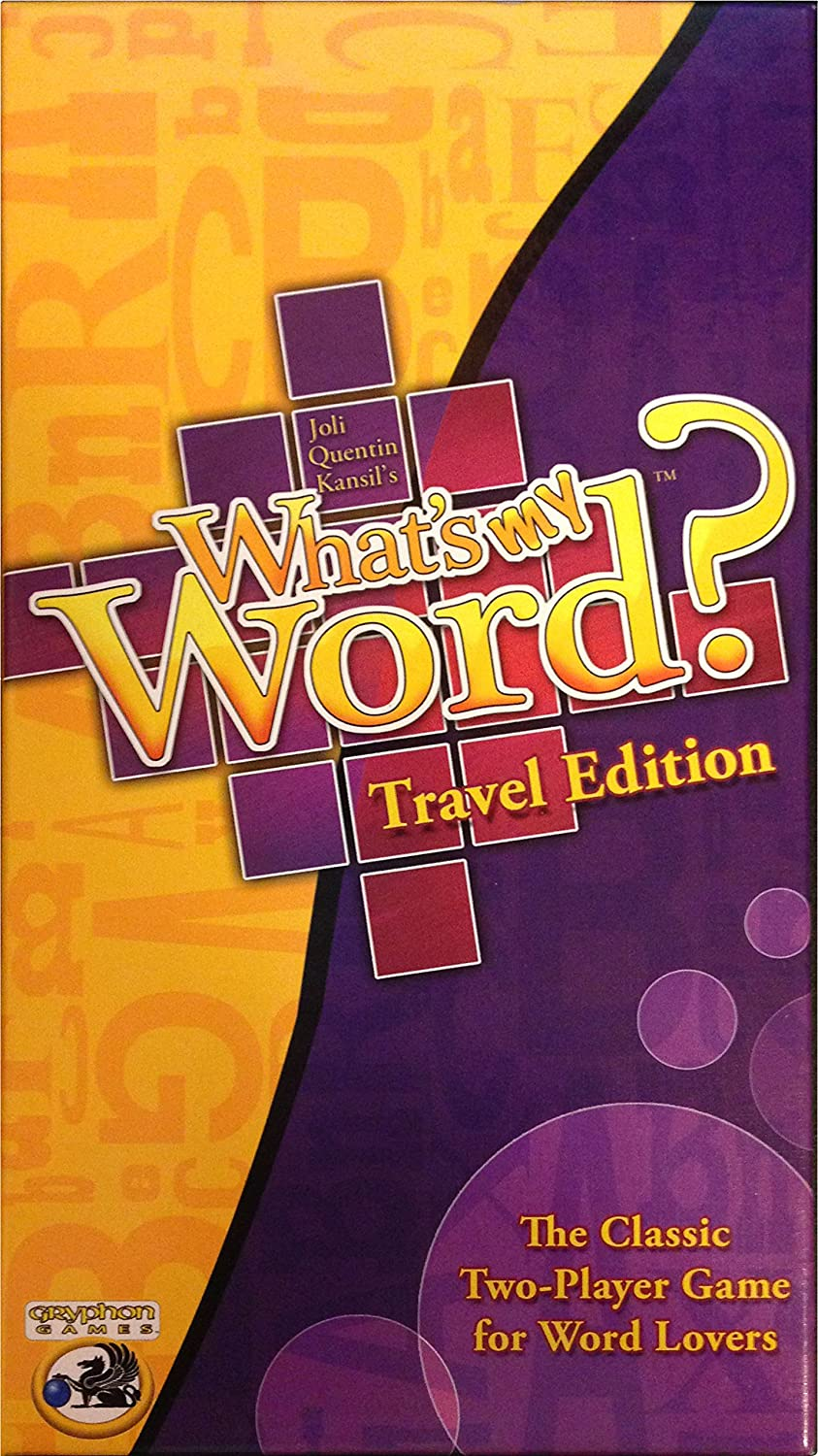 Eaglegames 1276 - What's My Word