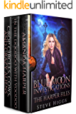 Blue Moon Investigations: The Harper Files: A Humorous Fantasy Adventure Collection