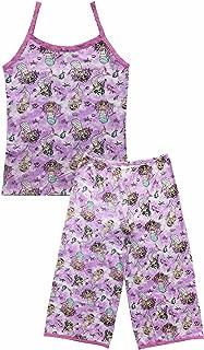 product image for Esme Junior Camisole Lounge Pant Leggings Pajama Set Size S/18 M/20 L