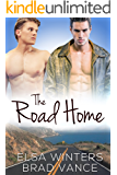 The Road Home: A New Adult Gay Love Story