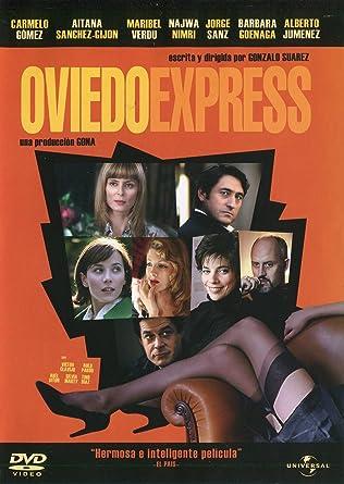 Amazon.com: Oviedo Express [ NON-USA FORMAT, PAL, Reg.2 ...