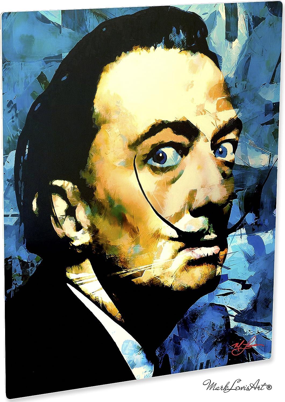 Amazon.com: Mark Lewis Art Salvador Dali artwork abstract modern ...