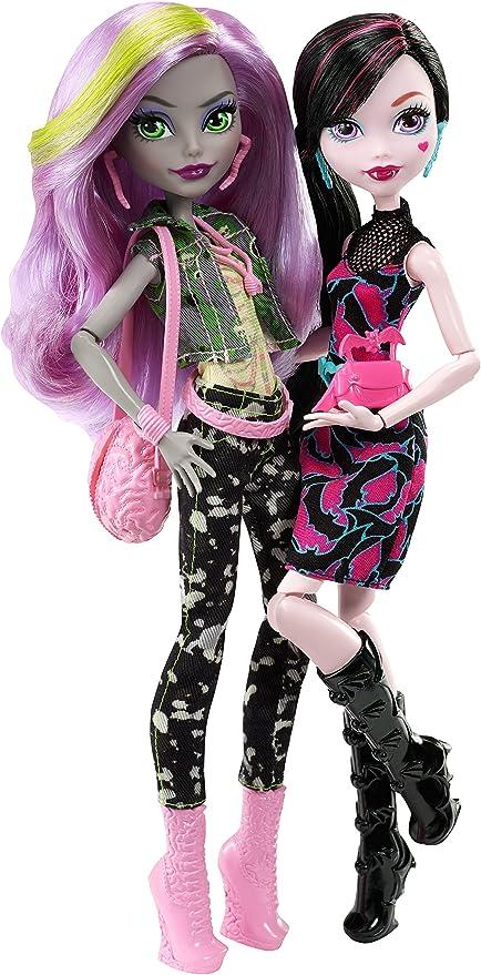 Amazon.es: Monster High DNY33 muñeca - Muñecas, Femenino, Chica, 6 año(s), 280 mm, 65 mm: Juguetes y juegos