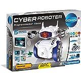 Clementoni 69381.8 - Cyber Roboter, Experimentieren