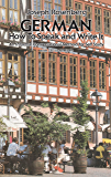 German: How to Speak and Write It (Dover Language Guides German) (English Edition)