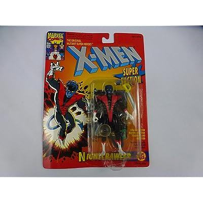 "The Uncanny X-Men NIGHTCRAWLER 5"" Action Figure (1993 ToyBiz): Toys & Games"