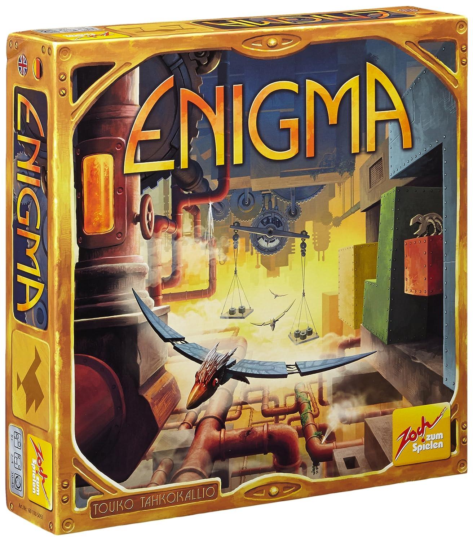 Zoch 601105051 - Enigma, Familienspiel