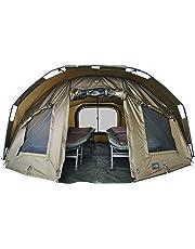 MK-Angelsport Fort Knox 2 Uomo Dome Tenda per Pesca alla Carpa