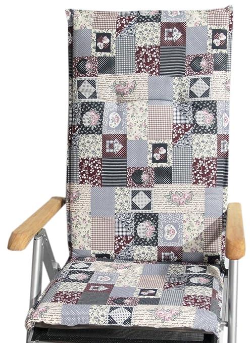 Beo M305 Baltimore HL - Cojín para sillas de Exterior, Color ...