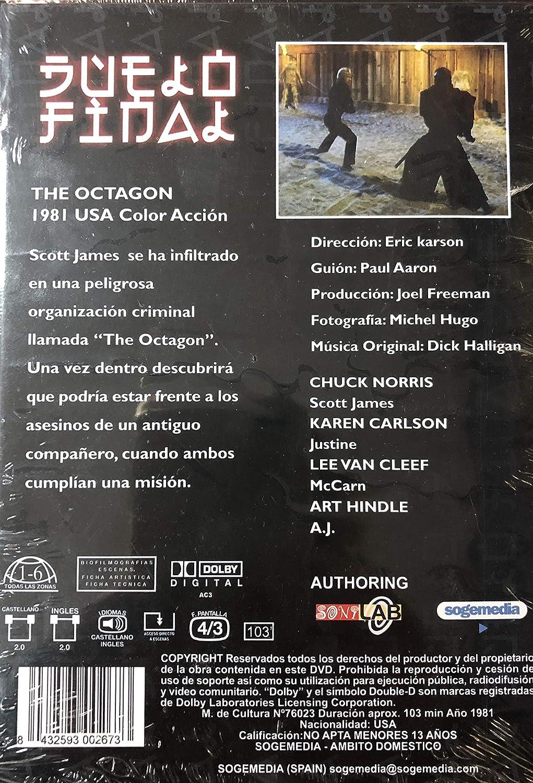 Duelo final 1980 DVD: Amazon.es: Karen Carlson, Lee Van ...